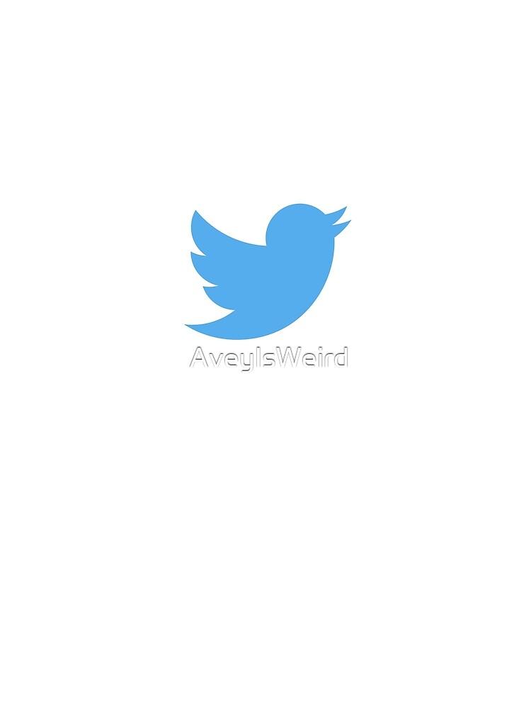 Twitter Logo by AveyIsWeird