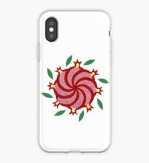 Pomegranate Infinity iPhone Case