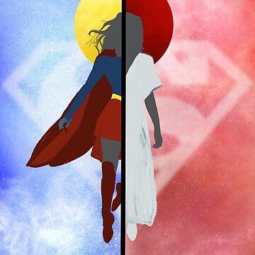 Earth/ Krypton  by homofomo