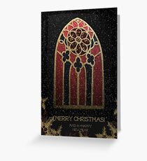 Merry Christmas To You All! Greeting Card