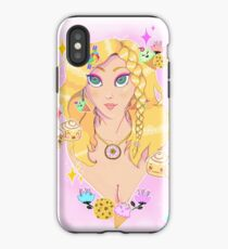 Sweet Girl iPhone Case