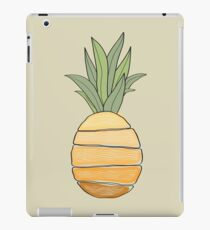 Pineapple Sunrise iPad Case/Skin