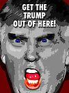 POTUS Trump In Rally Mode. by Alex Preiss