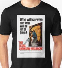Das Texas Kettensägenmassaker Slim Fit T-Shirt