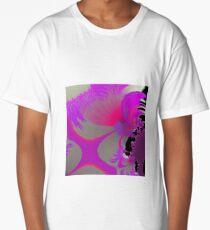 Spill Long T-Shirt