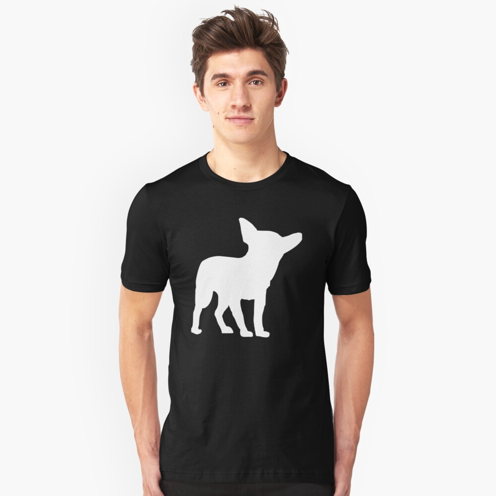 Chihuahua Unisex T-Shirt Front