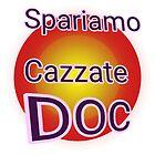 Spariamo Cazzate DOC official logo by BigClaudia