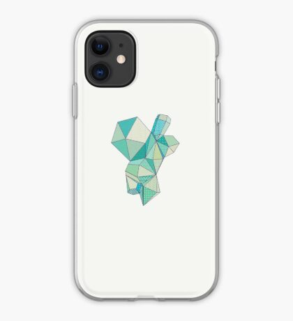 Groovy Crystal iPhone Case