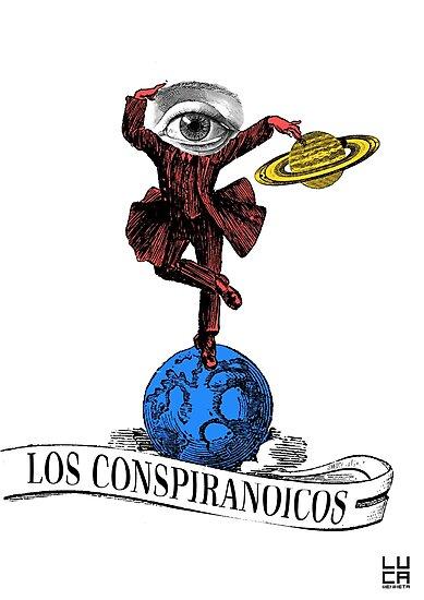 Conspiranoics by lucamendieta