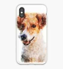 Jack Russell Hundekleidung iPhone-Hülle & Cover