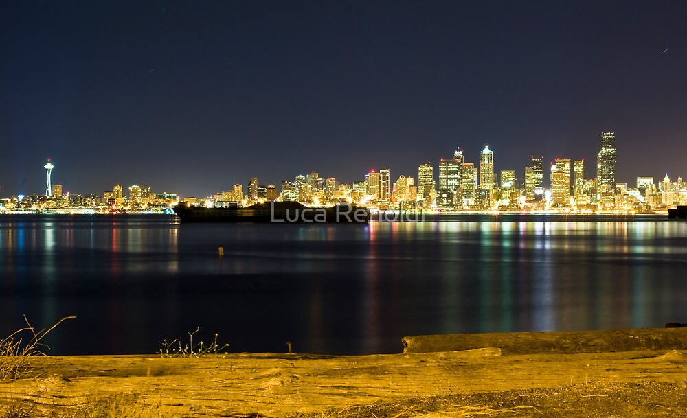 Seattle 2 by Luca Renoldi