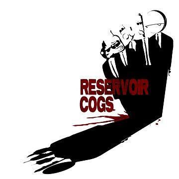 Reservoir Cogs by BradMacDuff