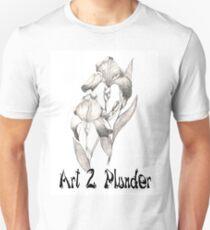 Art 2 Plunder Logo 2 Unisex T-Shirt