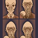 Ood One Out - Silent by DoodleDojo