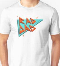 Rad Dad- Blue Unisex T-Shirt