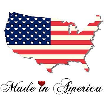 Made in America by CarolineArts