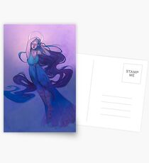 Selene - Greek Goddess of the Moon Postcards