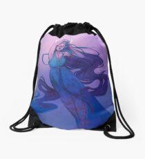 Selene - Greek Goddess of the Moon Drawstring Bag
