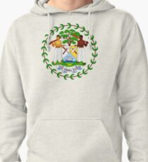 Coat of arms of Belize Pullover Hoodie