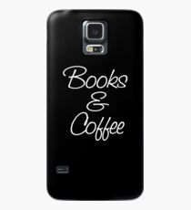 Books and Coffee Case/Skin for Samsung Galaxy