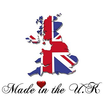 Made in the UK by CarolineArts