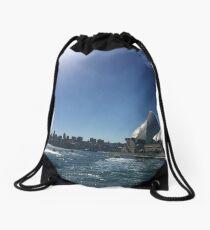 Sydney Opera House, Sydney, Australia  Drawstring Bag