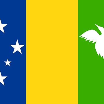 Papua New Guinea - National Flag - 1970-1971 by CrankyOldDude