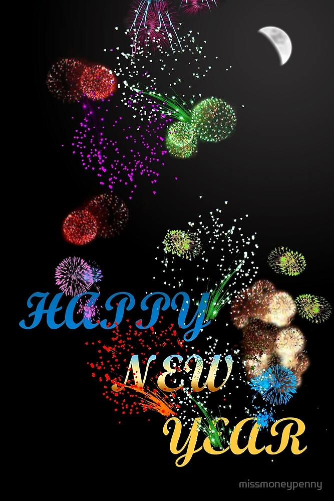 Happy New Year by missmoneypenny