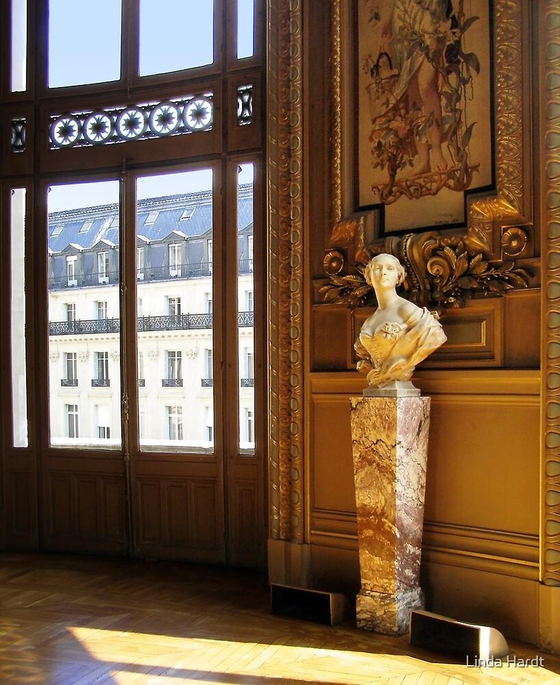 A Quiet Spot in Paris by Linda Hardt