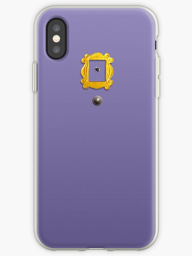 wholesale dealer 7ca4f a537b 'friends door' iPhone Case by vmcbrides