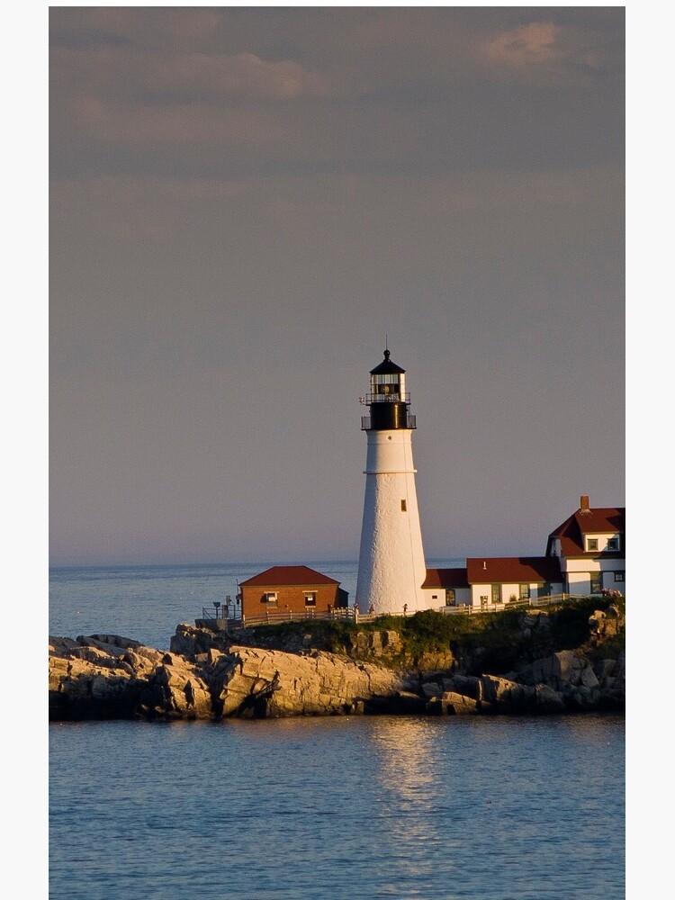 Nordosten Leuchtturm Boston Ostküste von photogooroo