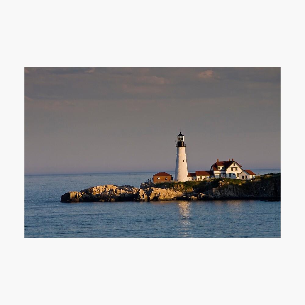 Nordosten Leuchtturm Boston Ostküste Fotodruck