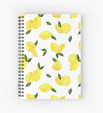 When Life Hands You Lemons Spiral Notebook