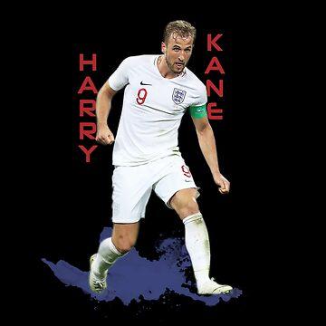 Harry Kane by RedAngelDesigns