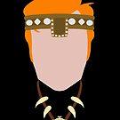 Conan The Barbarian by Dark Dad Dudz Offensive Outerwear