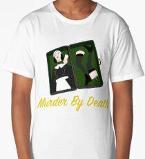 Murder By Death - Yetta Manikin Long T-Shirt