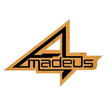 Steins Gate Amadeus Logo by OyasumiSupreme