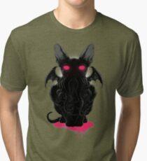 Cathulhu Tri-blend T-Shirt