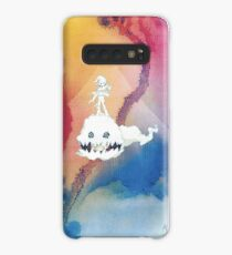 ghost in front kid Case/Skin for Samsung Galaxy