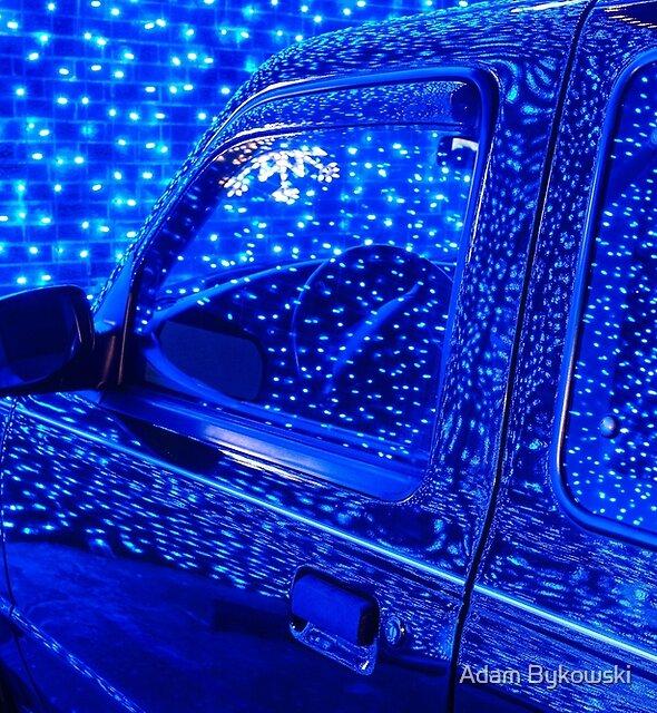 Driving into Stars by Adam Bykowski