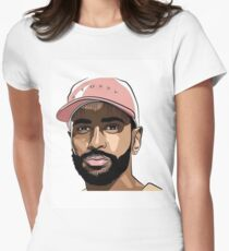 the rapper Women's Fitted T-Shirt
