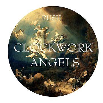 Clockwork Angels Rush by Gman0102