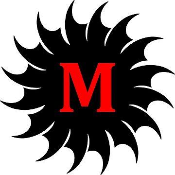 M by glowdesigns
