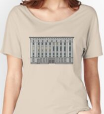 Berghain Berlin Powerplant Women's Relaxed Fit T-Shirt