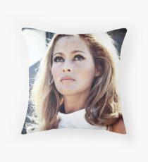 Ursula Andress Throw Pillow