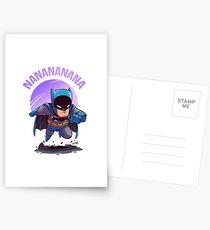 Batman is Cool Postcards