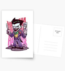 Joker is Awesome Postcards