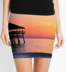 Cocoa Beach Pier Mini Skirt