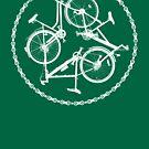 Green Spin v2 by Dragan Radujko