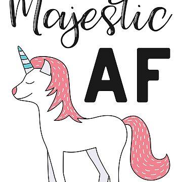 Majestic AF by anabellstar